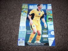 Millwall v Oldham Athletic, 1999/2000